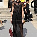 Paris Fashion Week Spring 2012