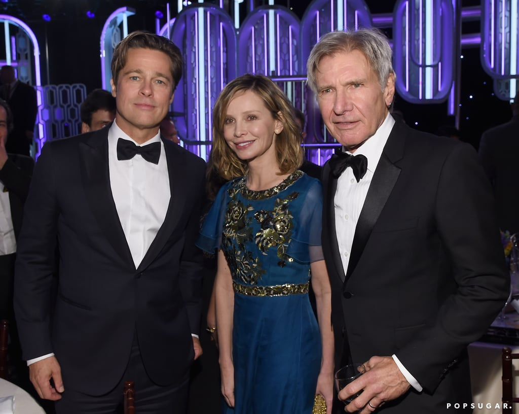 brad pitt and harrison ford the devils own former