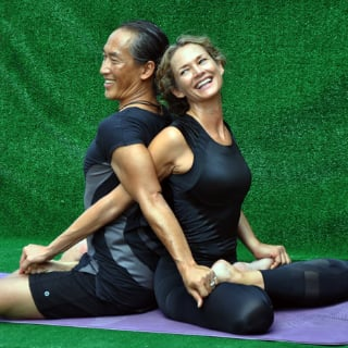 Rodney and Colleen Yee Yoga Journal Conference Interview
