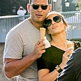 Jennifer Lopez and Alex Rodriguez PDA Pictures