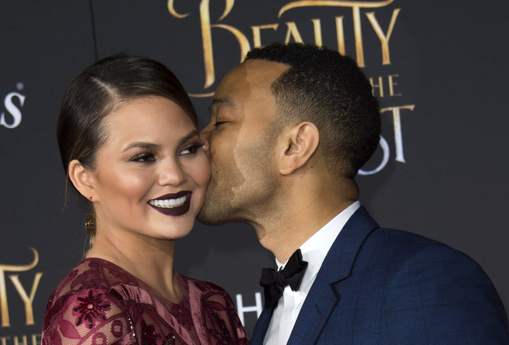 March: They Got All Loved Up at the Beauty and the Beast Movie Premiere