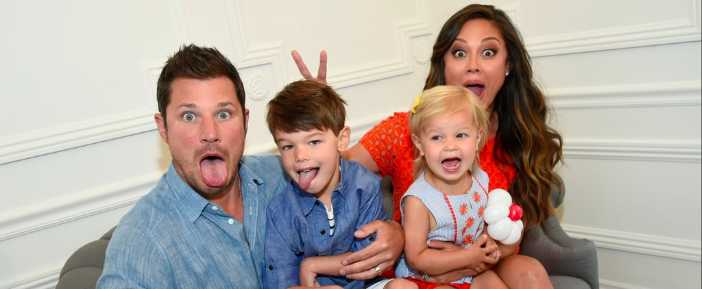 Nick and Vanessa Lachey Solidify Their Status as People's Most Beautiful Family