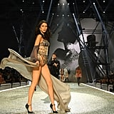 Of Course Bella's a Pro on the Runway
