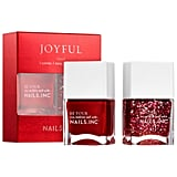 Nails Inc. Joyful Nail Polish Duo