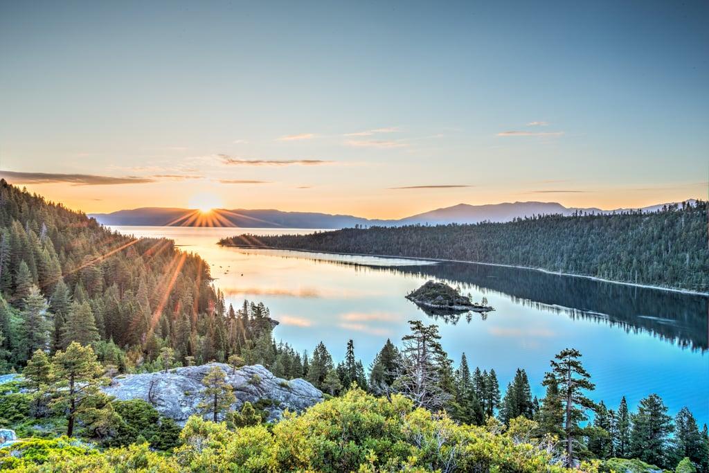 Virtual Tour of Lake Tahoe