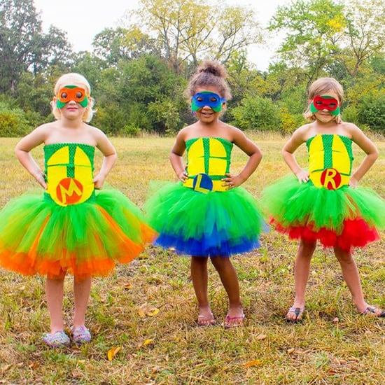 Kids' Group Halloween Costume Ideas