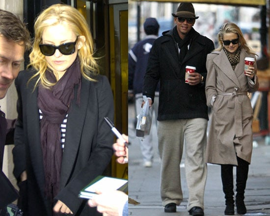 Photos of Kate Hudson With Alex Rodriguez in London
