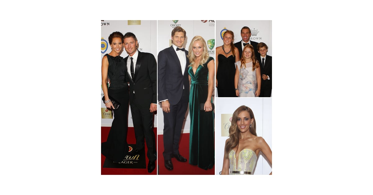 Allan Border Medal: Australian Cricketers And Their Wives And Girlfriends On