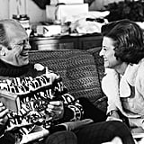 Betty Ford, 1974