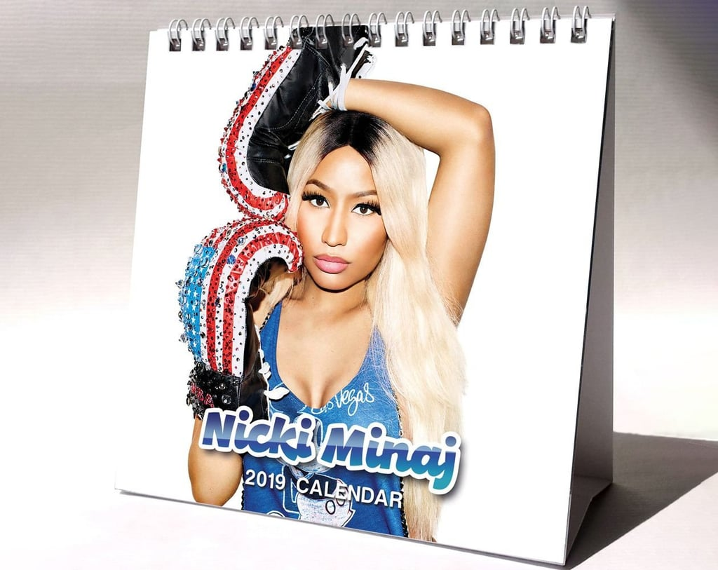 2019 Nicki Minaj Calendar Nicki Minaj 2019 Calendar | Best Gifts For Nicki Minaj Fans