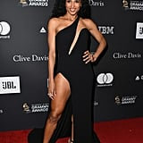 Ciara at the Pre-Grammy Gala in February