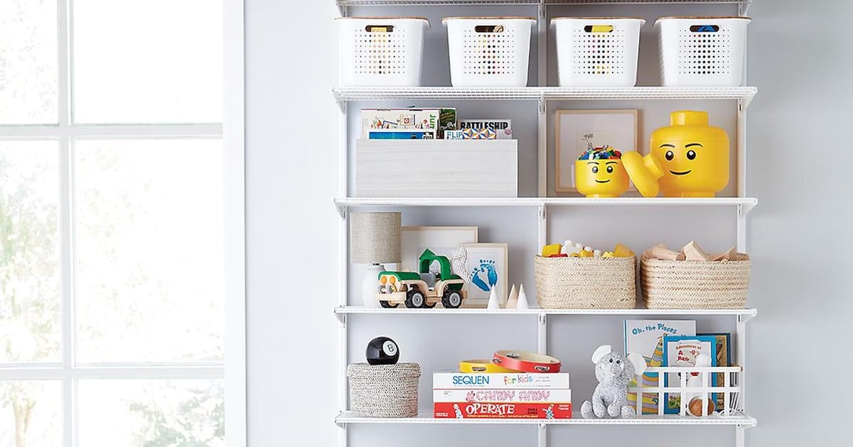 With These 13 Toy Organization Solutions, Your Gift Is Some Semblance of Order