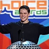 Matt Damon, 2002
