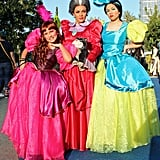 Evil Stepmother and Wicked Stepsisters — Cinderella
