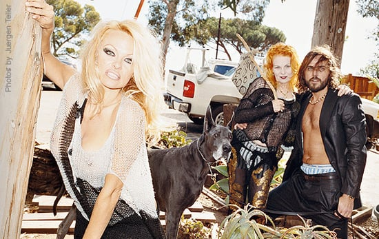 Fab Ad: Pamela Anderson For Vivenne Westwood