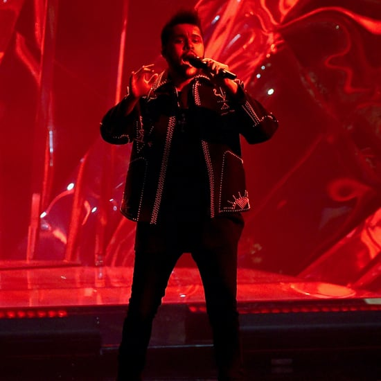 The Weeknd's Performance at the 2016 American Music Awards