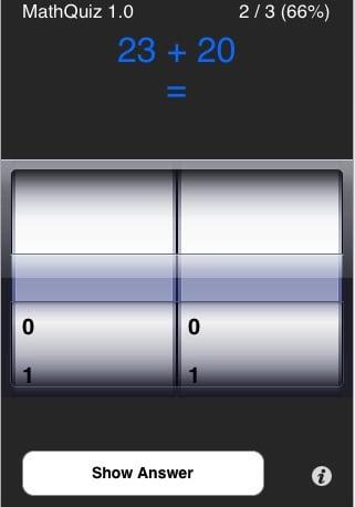 Math: MathQuiz