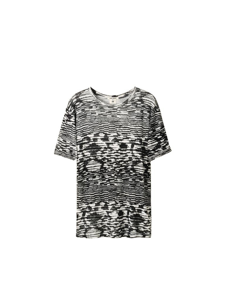 T-shirt ($40) Photo courtesy of H&M