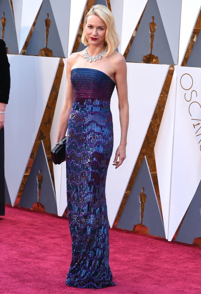 Naomi Watts in Emporio Armani