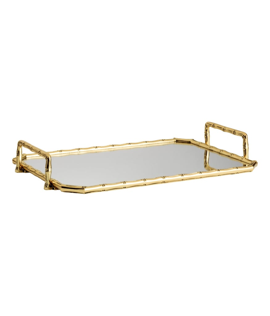 H&M Mirrored Tray