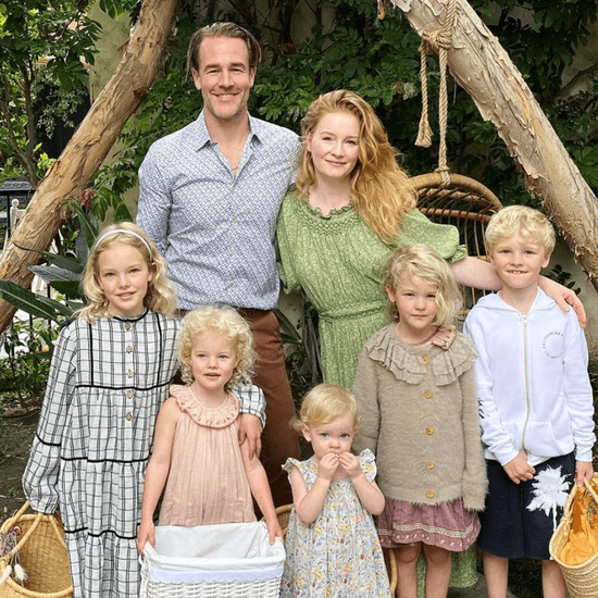 How Many Kids Does James Van Der Beek Have?