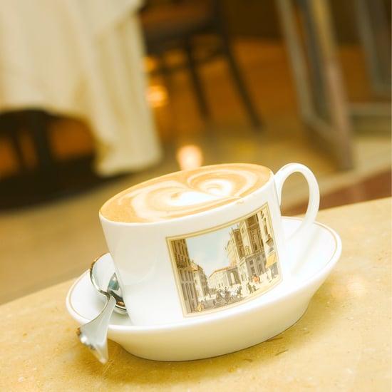 مقهى كوفا في دبي مول
