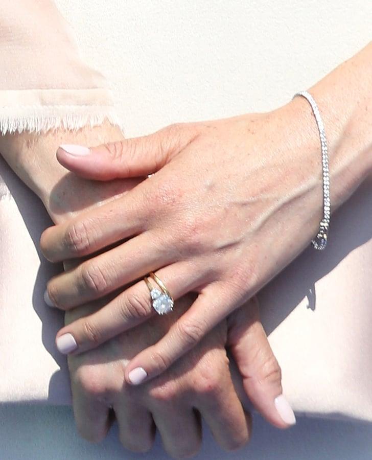 Meghan Markle's Diamond Tennis Bracelet