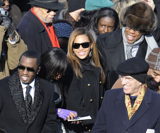 Three's a Crowd | Star-Studded Inauguration Highlights