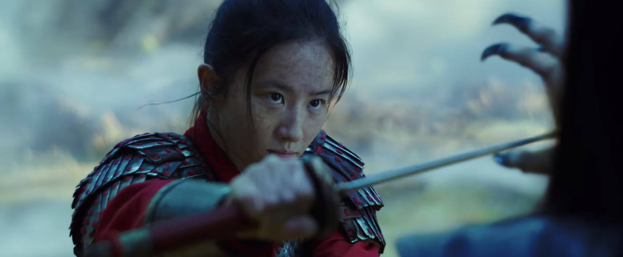 Disney's Mulan Live-Action Reboot Trailer