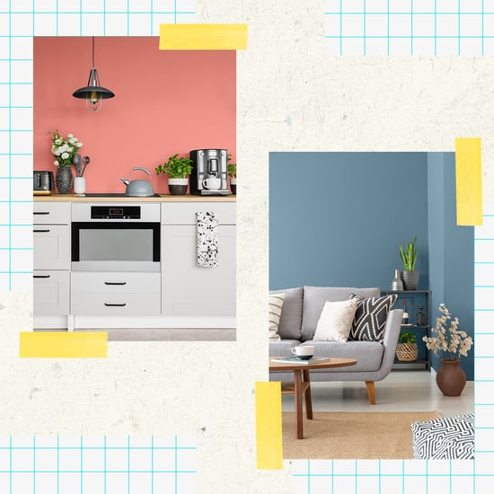 See How These Trending Paint Colors Would Look In Your Home