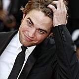 Rob made the crowd go wild with a flip of his hair at the May 2009 Cannes Film Festival premiere of Inglourious Basterds.