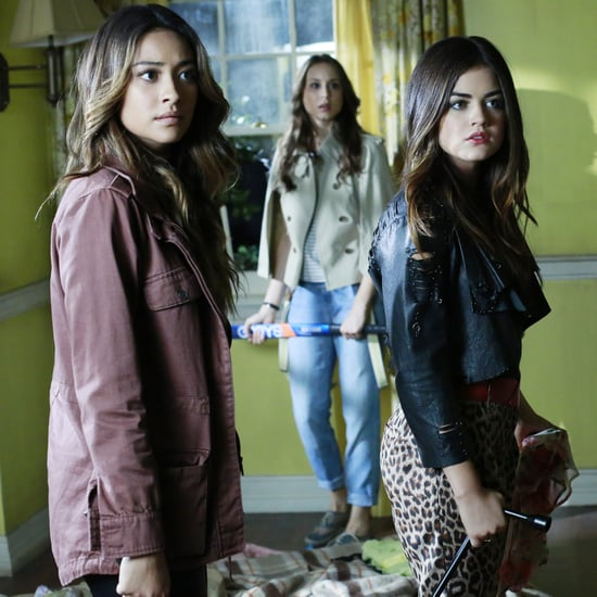 "Pretty Little Liars Recap of ""Close Encounters"""