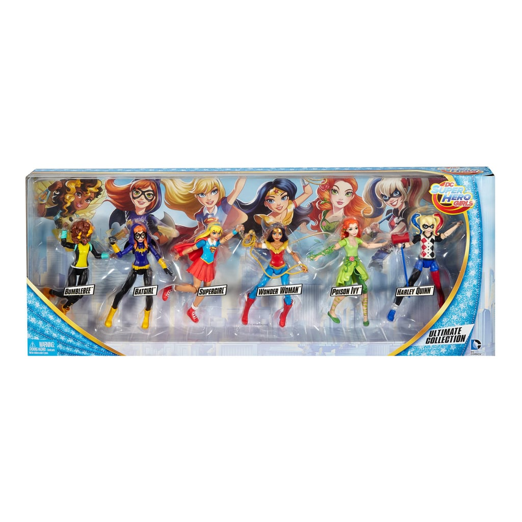 For 5-Year-Olds: DC Super Hero Girls Ultimate Collection