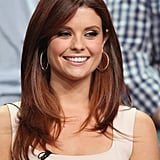 Joanna Garcia plays a former flame who's family owns the animal practice where Kirk's character works.