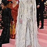 Gigi Hadid at the 2019 Met Gala