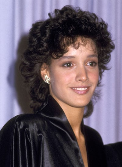Jennifer Beals 1984 Gorgeous Vintage Beauty Looks From