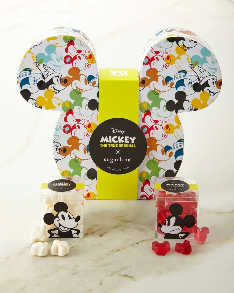 Sugarfina x Disney Mickey Mouse Ears Two-Piece Candy Bento Box