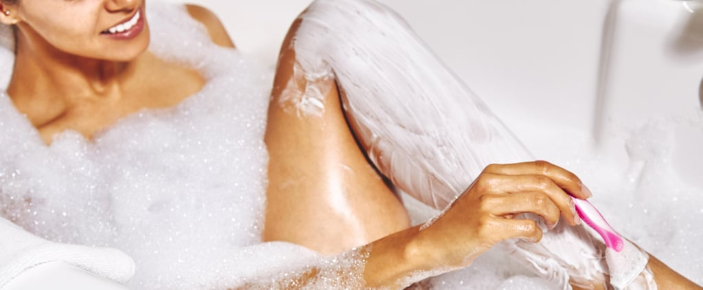 Can I Use Shower Gel, Soap, Shampoo to Shave?