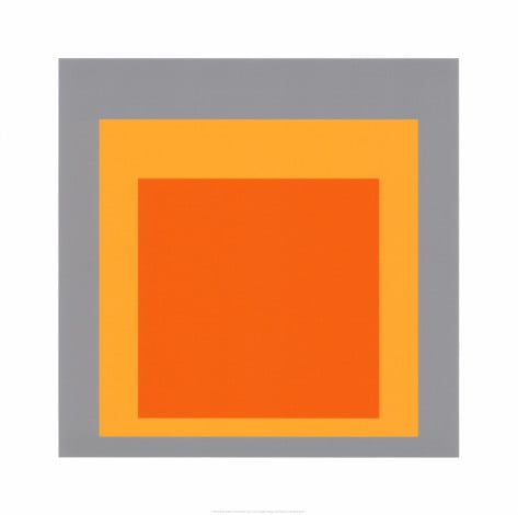 Josef Albers's Homage to the Square ($149) series is arguably my favorite collection of artwork after 1950. There is something about the clean lines of his compositions and his understanding of color that I find so captivating. I especially like this iteration, with its cool, gray, outer square, which contrasts so highly with the warm orange and yellow of the inner squares. I may not be able to afford an original Albers, but this print is definitely on my holiday list this year.