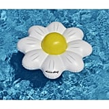 Daisy With Yellow Polka Dot Beach Ball Pool Inner Tube