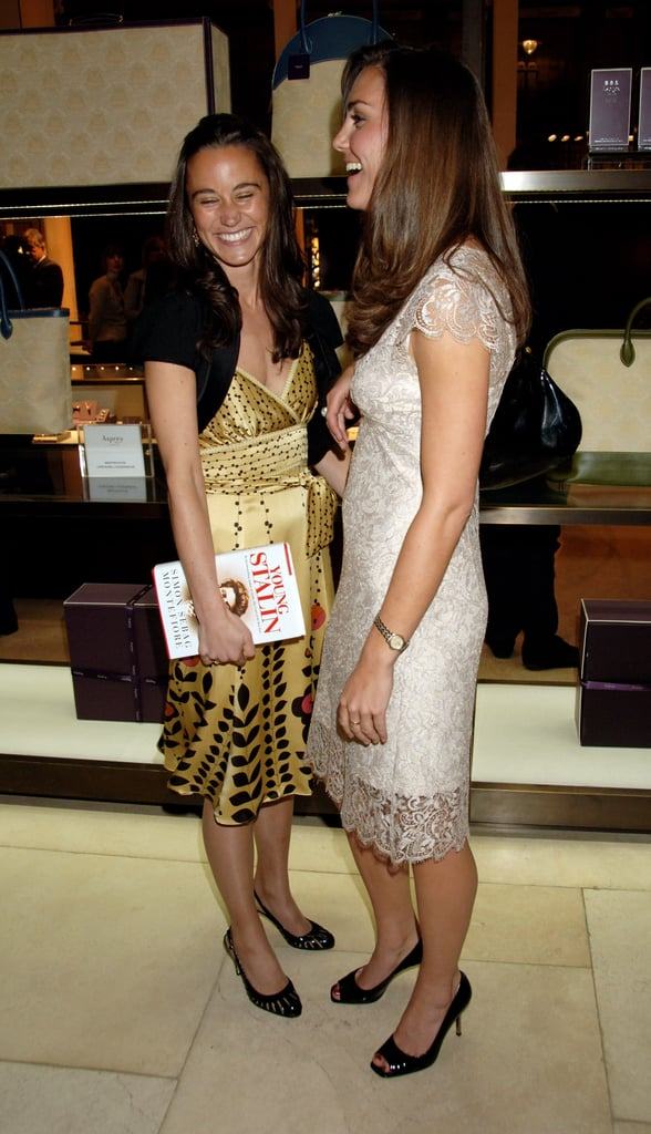 Kate and Pippa Middleton Pictures