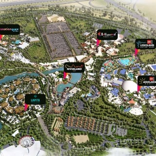 Dubai Parks and Resorts Official Opening Date 2016