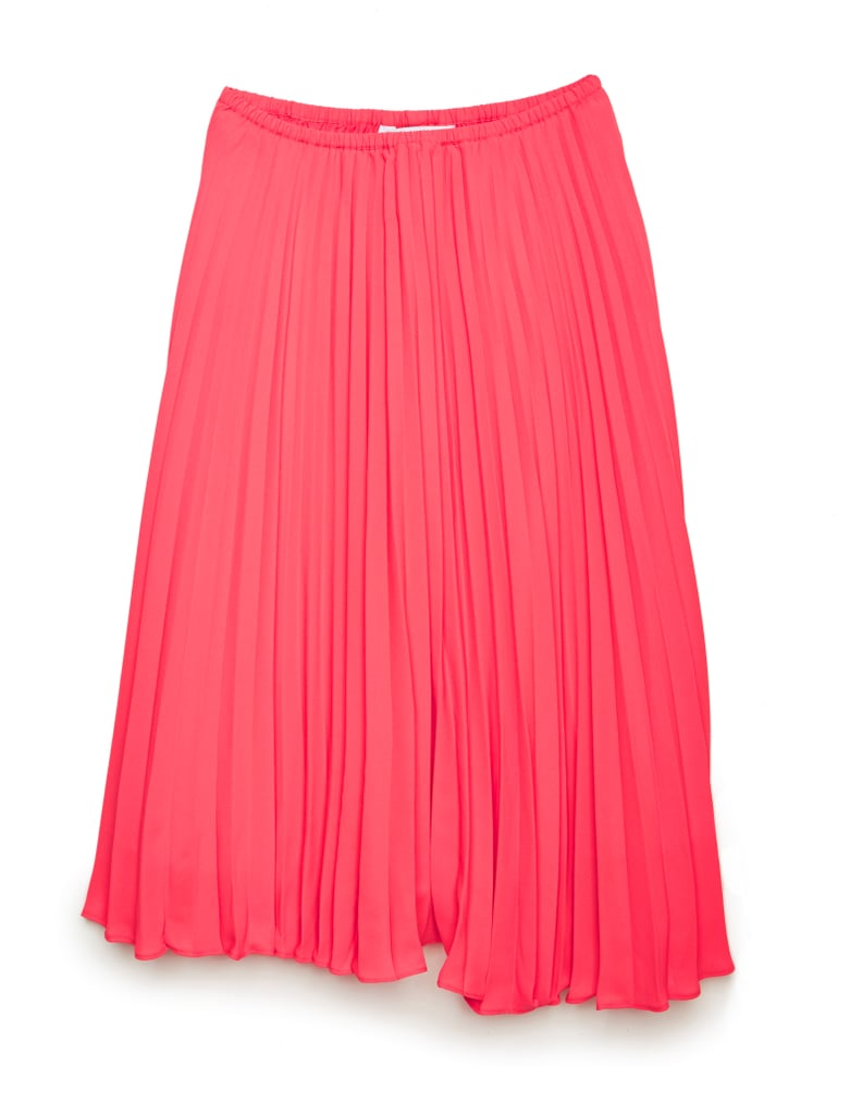 Cupcakes and Cashmere Santa Ana Pleated Skirt ($110)