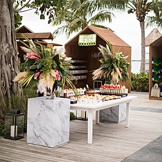 Gift Lounges Wedding Trend of 2018