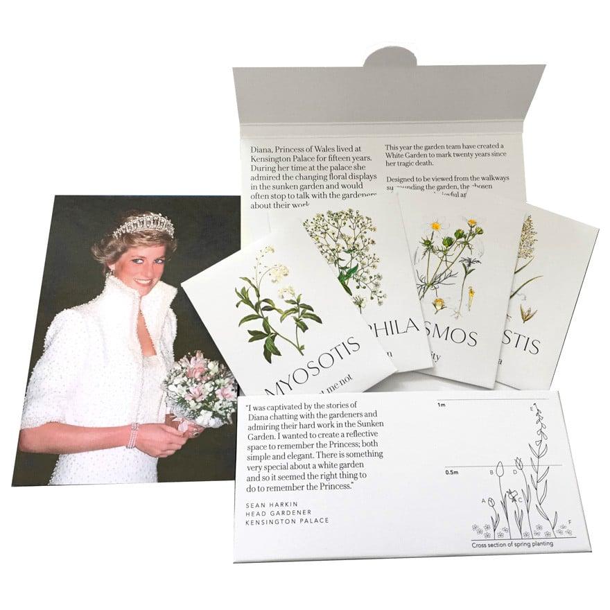 Flower Seeds Packet