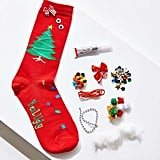 Real Ugly Socks Sweater Sock Do-It-Yourself Box Kit ($24)