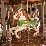 Gingerbread Display at Disney's Beach Club Resort