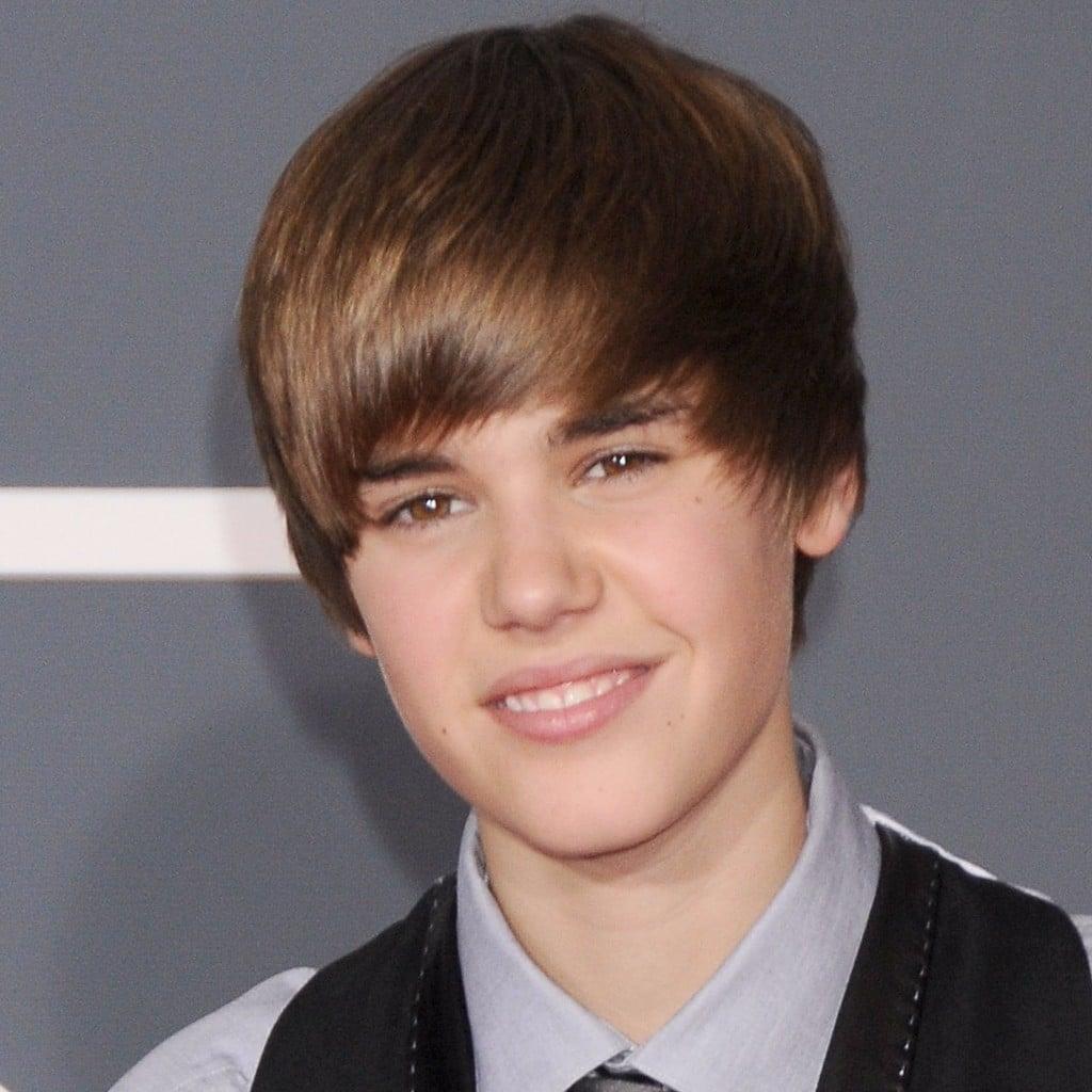 justin bieber s best hairstyles popsugar beauty