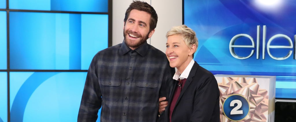 Jake Gyllenhaal Playing Make Jake on The Ellen Show 2016