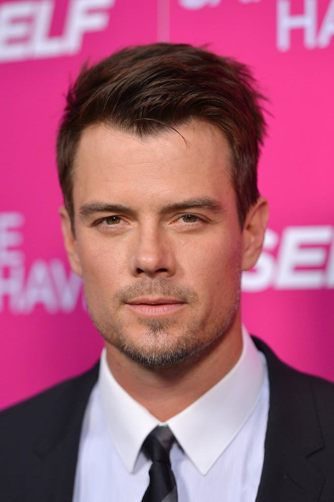 Josh Duhamel and Julianne Hough Screen Safe Haven and Share V-Day Plans